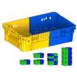 K268双色塑料箱