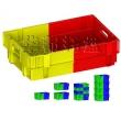 K276-1双色塑料箱