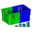 K278双色塑料箱